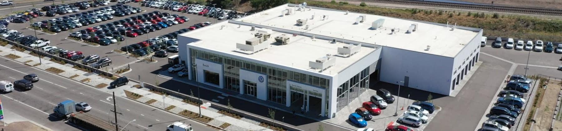 Emich Volkswagen Denver, Colorado