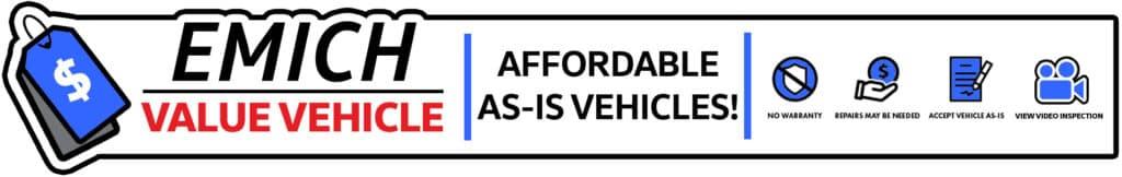 Emich Value Vehicles