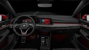 2022 VW Golf GTI Interior in Denver, CO
