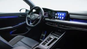2022 VW Golf R Interior in Denver, CO