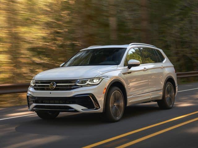 2022 Volkswagen Tiguan Compact SUV in Denver, CO