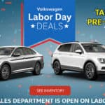 2021 Labor Day Deals at Emich VW