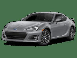2019 Subaru BRZ - angled