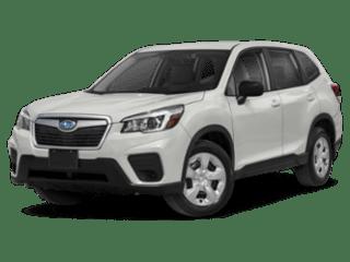 2019 Subaru Forester - angled