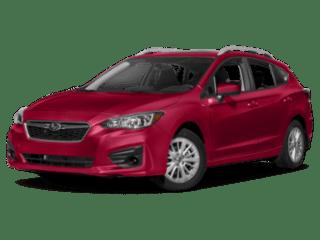2019 Subaru Impreza - angled