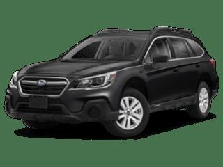 2019 Subaru Outback - angled