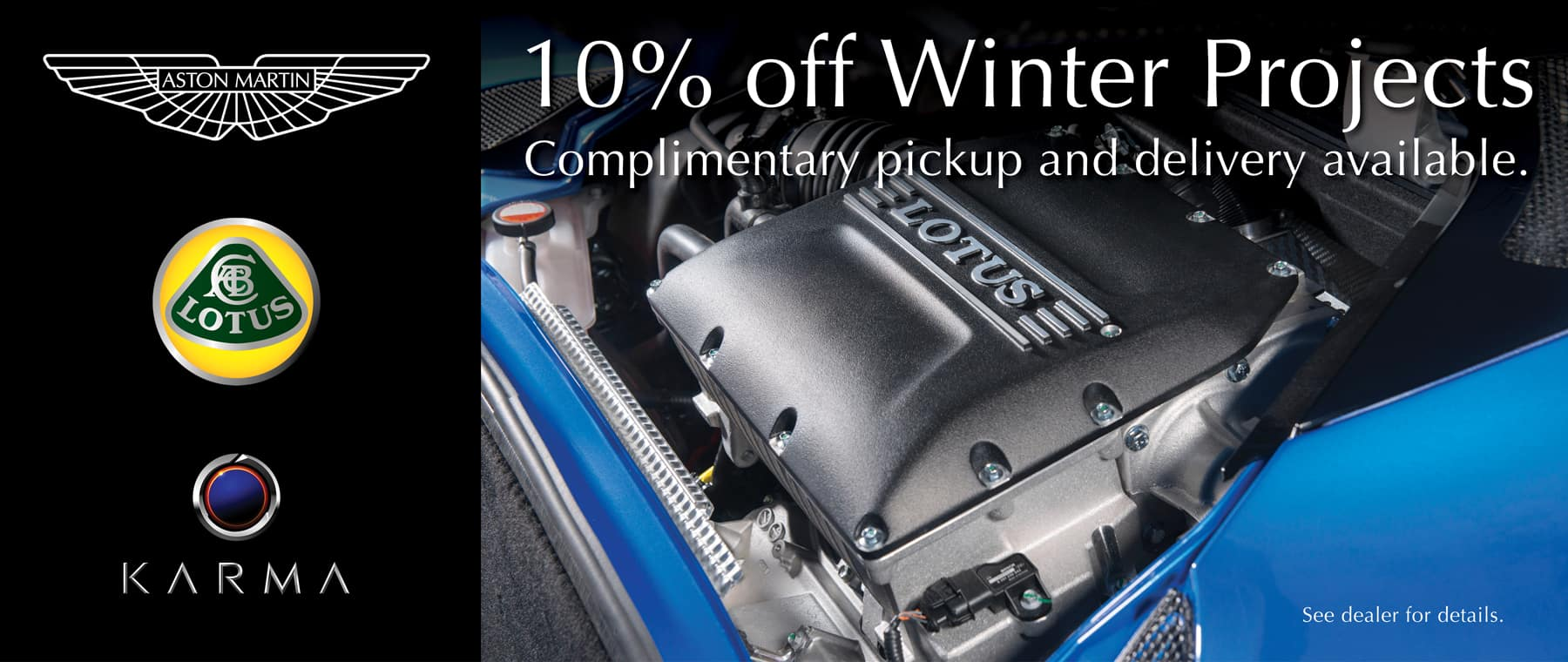 10% off winter projects