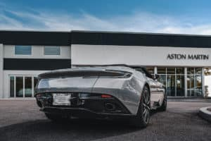 Glenview Luxury Imports Exotic Car Show