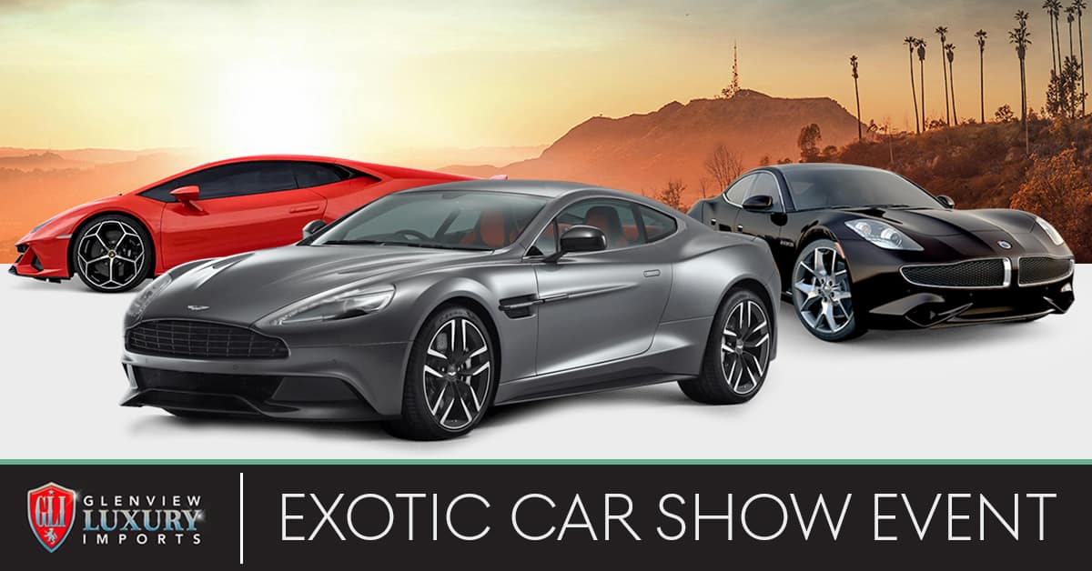 Glenview Luxury Imports Events