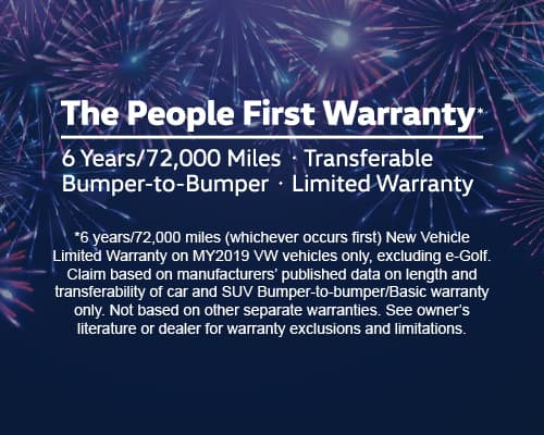 The People First Warranty