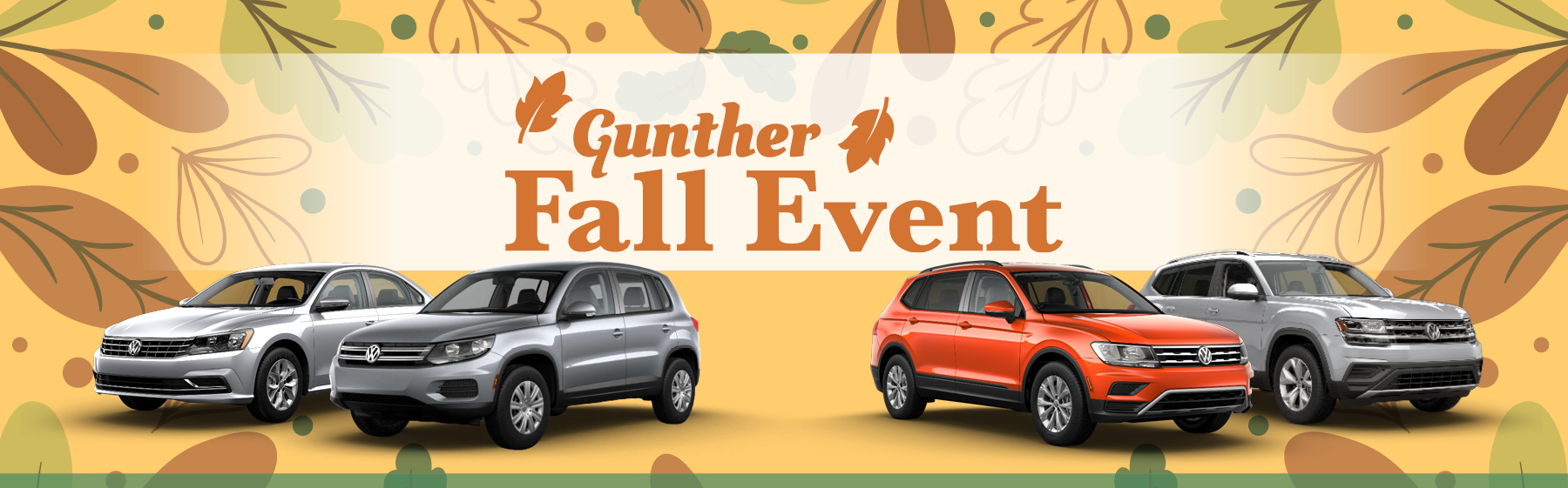 Gunther Fall Event