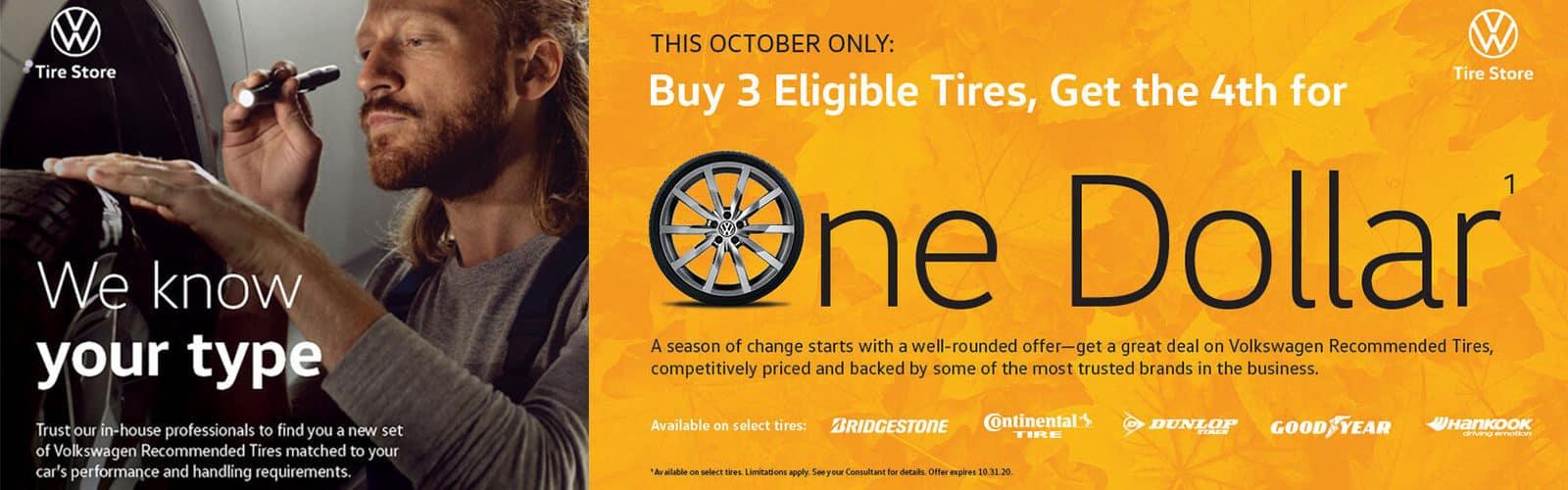 VW Tires October