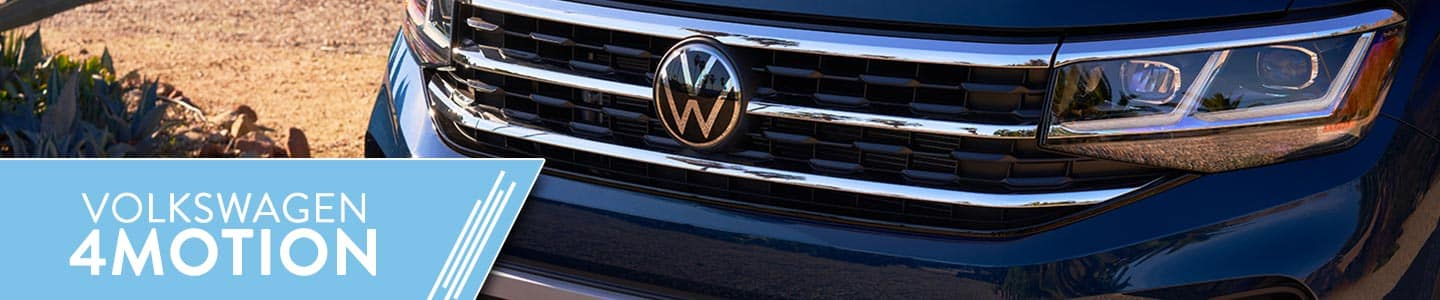 4motion packages available at Gunther Volkswagen Fort Lauderdale, Fl