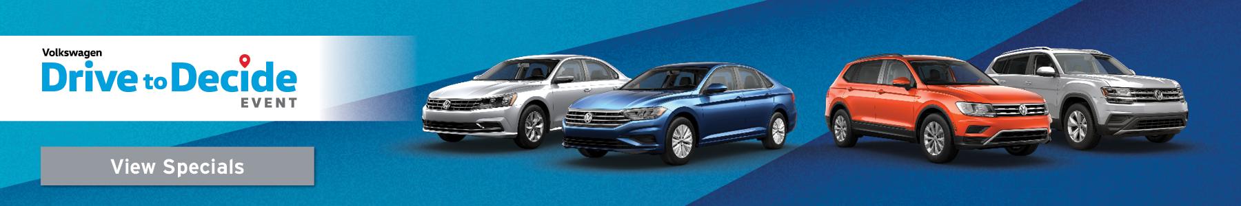 Volkswagen Drive to Decide Event
