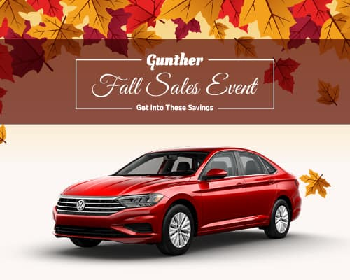 Lease Specials | Gunther Volkswagen Coconut Creek