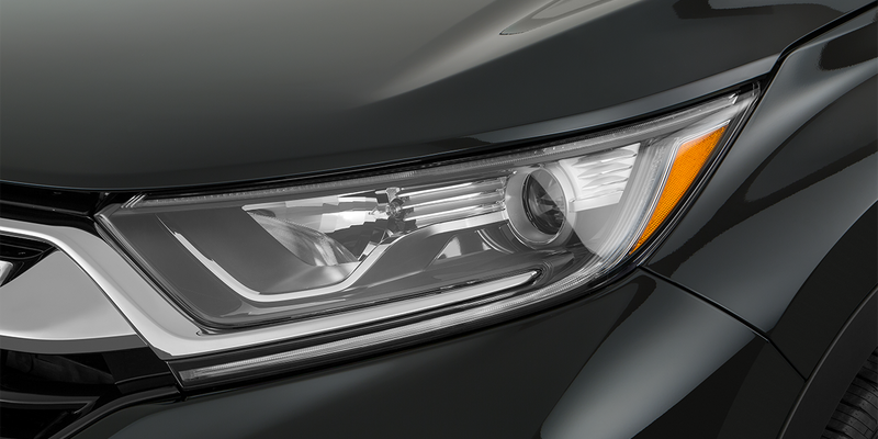 CR-V Headlight