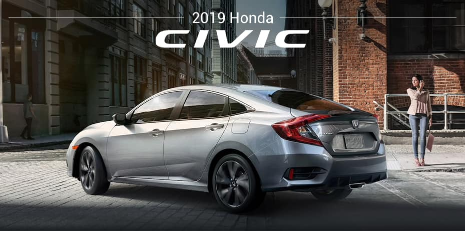 2019 Honda Civic Hagerstown MD | New Honda Civic in Hagerstown