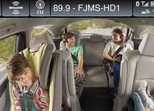 Honda CabinWatch™