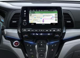 Honda Satellite-Linked Navigation System™