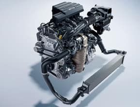 1.5l Turbocharged Engine