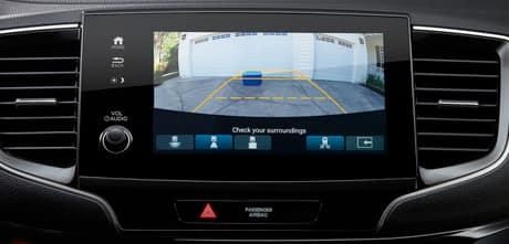 Multi-Angle Rear-View Camera