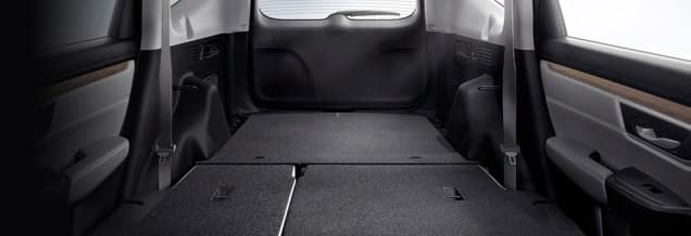 60-40 Split Rear Seatback