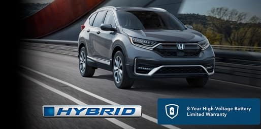 INTRODUCING THE ALL-NEW CR-V HYBRID