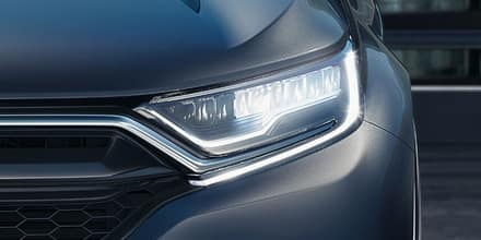 Led Headlights With Auto-On-Off