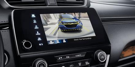 Multi-Angle Rear-View Camera