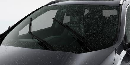 Rain-Sensing Windshield Wipers