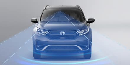 THE Honda Sensing SUITE