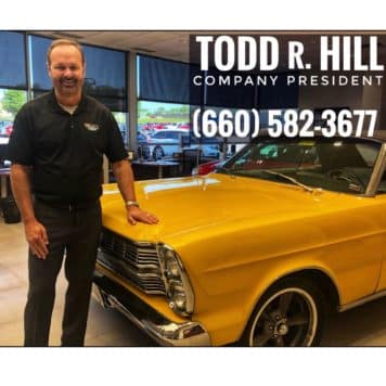 Todd Hill