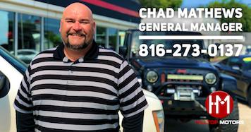Chad Matthews