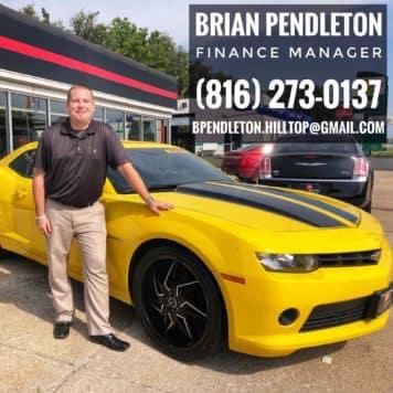 Brian Pendleton