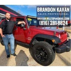 Brandon Kavan
