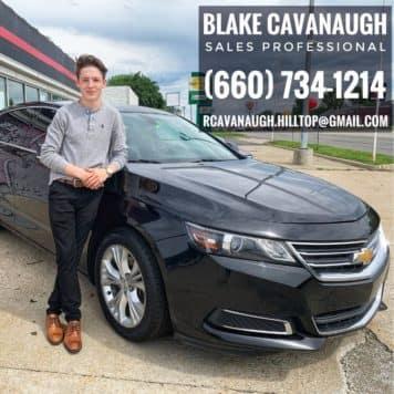 Blake Cavanaugh