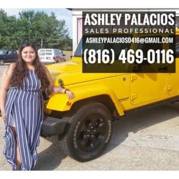 Ashley Palacios