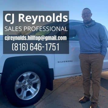 CJ Reynolds