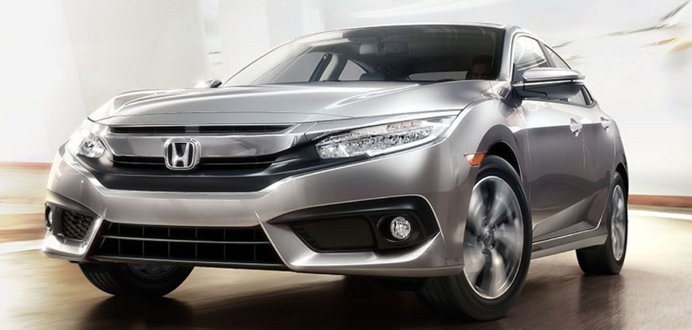 2018 Honda Civic Sedan LX Auto