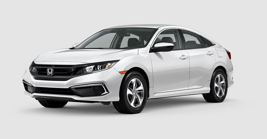 2020 Honda Civic Sedan LX Auto