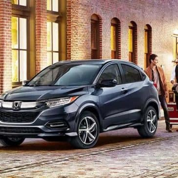 2019 Honda HR-V flexibility