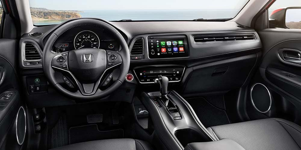 2019 Honda HR-V cockpit dash