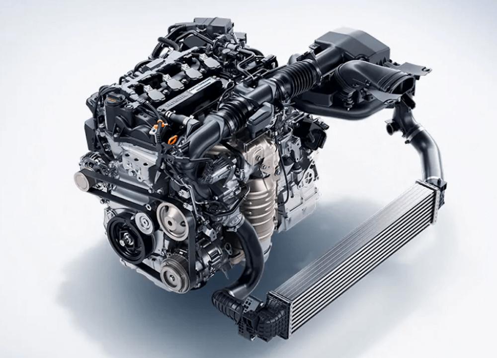 2019 Honda accord engine