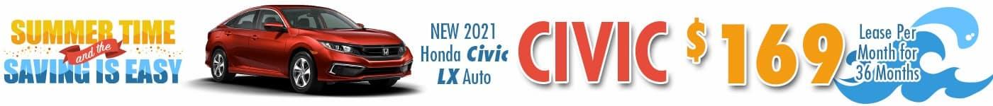 Honda Civic Jul INV