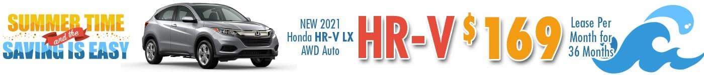 Honda HRV Jul INV