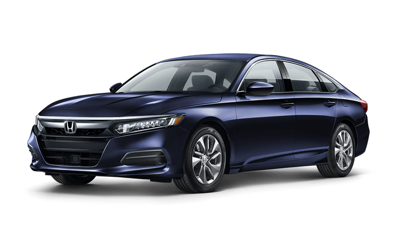 2019 Honda Accord in Obsidian Blue