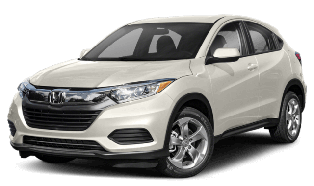 2019 Honda HR-V white