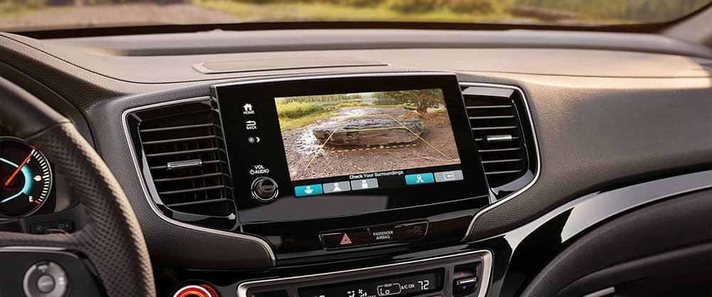 2019 Honda Passport safety and technology features