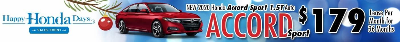 Honda Accord INV Dec