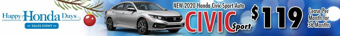 Honda Civic INV DEc
